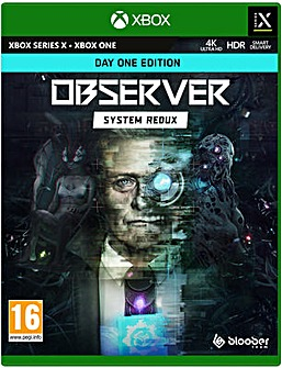 Observer System Redux - Day One Xbox One