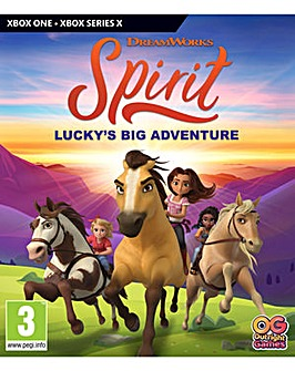 Spirit Luckys Big Adventure Xbox One