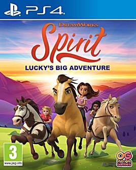 Spirit Luckys Big Adventure PS4