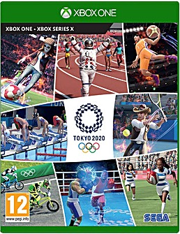 Olympic Games Tokyo 2020 Xbox One