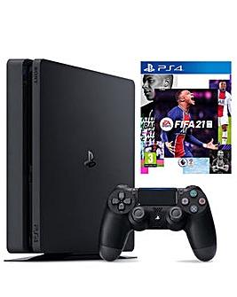 PS4 500GB Console  FIFA 21