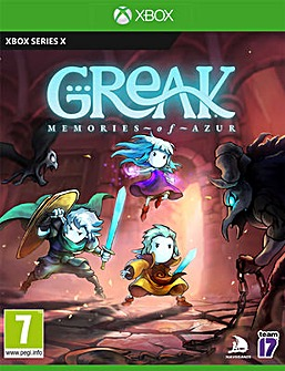 Greak Memories of Azur Xbox Series X