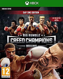 Big Rumble Boxing Day One Xbox One