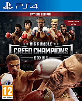 Big Rumble Boxing Day One PS4