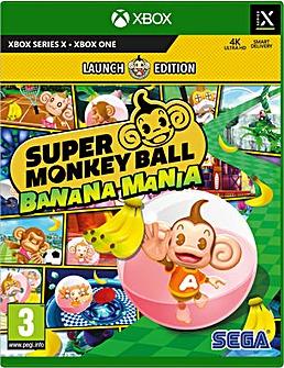 Super Monkey Ball Banana Mania Xbox