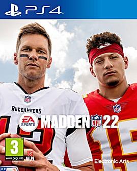 Madden 22 PS4