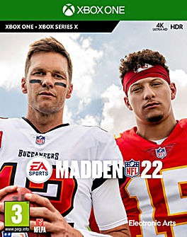 Madden 22 Xbox One