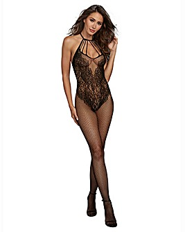 Dreamgirl Fishnet Body Stocking