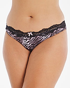 Dorina Curves Lawson Classic Hi Leg Brief