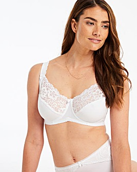 Miss Mary Cotton Soft Full Cup Wired Bra