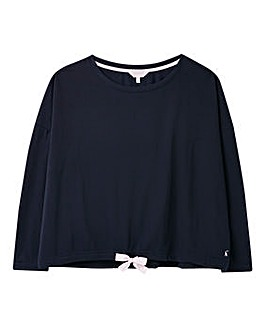 Joules Harlee Drop Shoulder Jersey Top