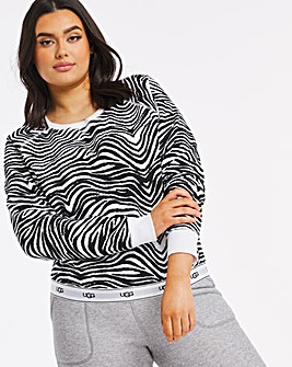 Ugg Nena Knitted Lounge Jumper