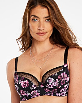 Curvy Kate Moody Bloom Balcony Bra