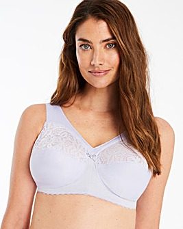 Glamorise Cotton Classic Non Wired Bra