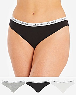 Calvin Klein 3 Pack Cotton Briefs