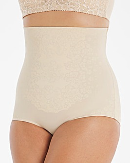 Maidenform Sculpts Fit Sense High Waist Brief
