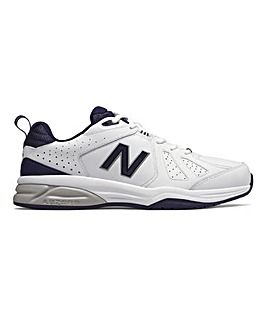New Balance MX624 Lace Trainers Wide Fit