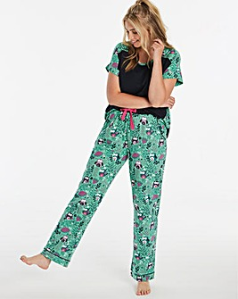 Joe Browns Funky Owl PJ Bottom