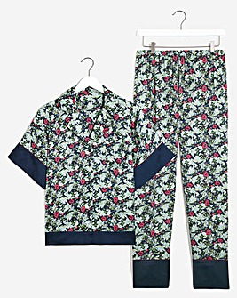 Joe Browns Romantic Floral PJs