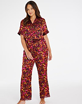 Joe Browns Animal Print Pyjamas