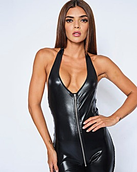 Ann Summers Electra Catwoman Bodysuit