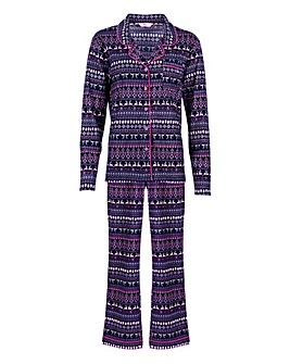 Boux Avenue Fairisle PJ In A Bag