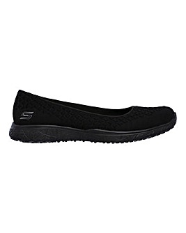 Skechers Microburst One-Up Trainers Wide Fit