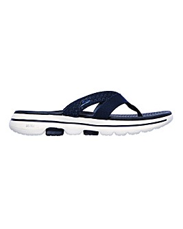 Skechers Go Walk 5 Sun Kiss Sandals