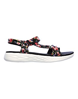 Skechers On-The-Go 600 Fleur Sandals