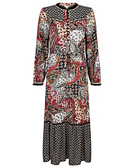 Monsoon Paisley Hero Midi Dress