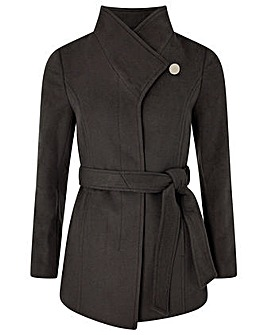 Monsoon Remmie Workwear Short Coat