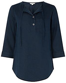 Monsoon Millie Linen Shirt