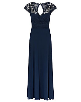 Monsoon Julie Lace Maxi Dress