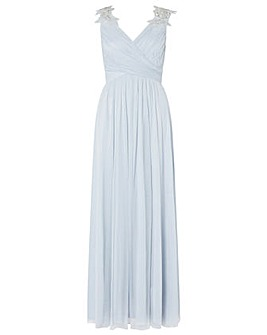 Monsoon Mischa Embellished Maxi Dress