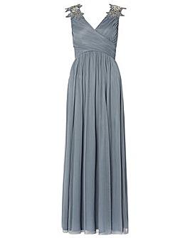 Monsoon Mischa Embellished Maxi Dress