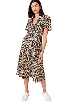 Monsoon Missie Floral Print Dress