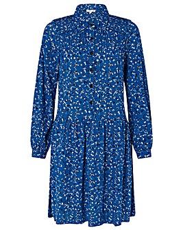 Monsoon Suki Print Casual Shirt Dress