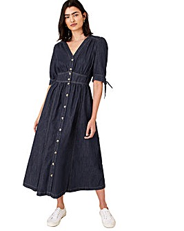 Monsoon Dolly Denim Dress