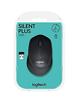 M330 Black Silent Mouse