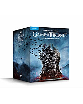 Game of Thrones Season 1 to 8 Blu ray