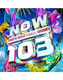 Now 103 CD