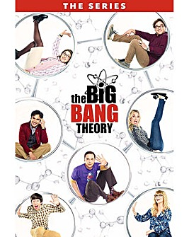 Big Bang Theory Season 1 to 12 DVD