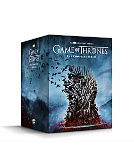 Game of Thrones Season 1 to 8 DVD