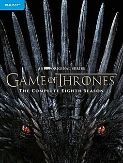 Game of Thrones Season 8 Blu ray