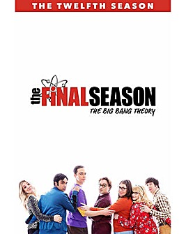 Big Bang Theory Season 12 DVD