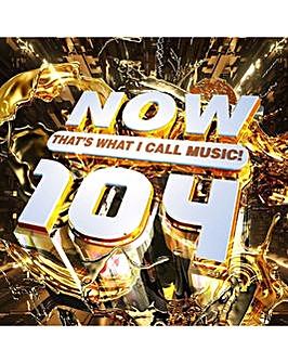 Now 104 CD