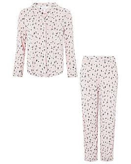 Monsoon Lilianna Animal Spot Pj Set