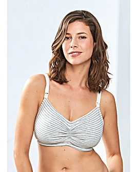 Royce Dove Grey Nursing Bra