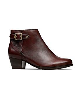 Van Dal Dawson Boots Wide E Fit