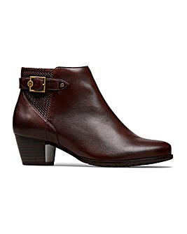 Van Dal Dawson XE Boots Wide EEE Fit